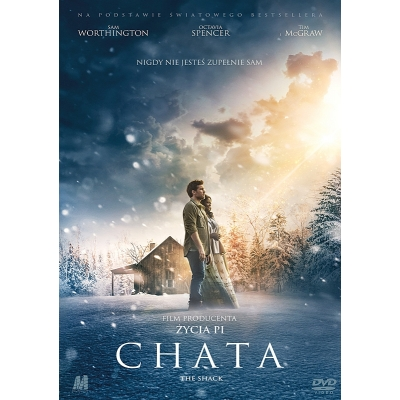 The Shack - Chata (DVD) - lektor, napisy PL