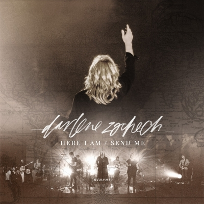Zschech, Darlene - Here I Am / Send Me Deluxe (CD+DVD)