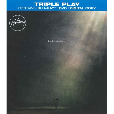 Hillsong Music Australia - Let There Be Light (Blu-Ray + DVD)