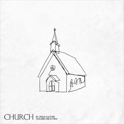 Jesus Culture - Church, Volume One & Two (2xCD)