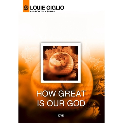 Louie Giglio - How Great Is Our God (DVD) - wersja angielska !
