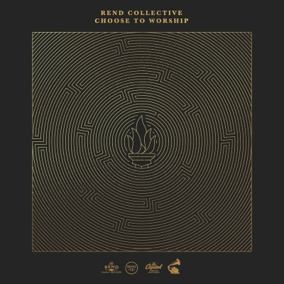Rend Collective - Choose To Worship (Vinyl LP)