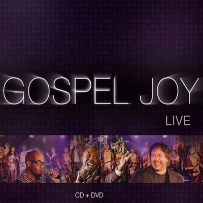 Gospel Joy - Live (CD+DVD)