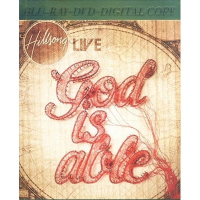 Hillsong Music Australia - God Is Able (Blu-Ray + DVD)