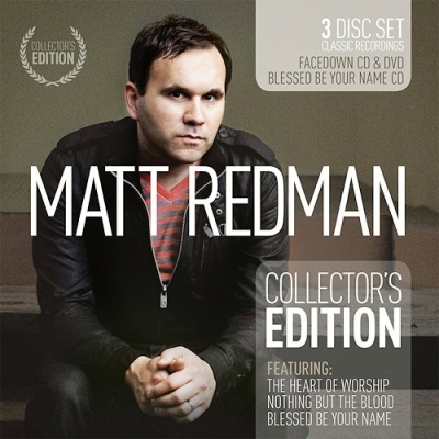 Redman, Matt - Collector's Edition (2xCD+DVD)